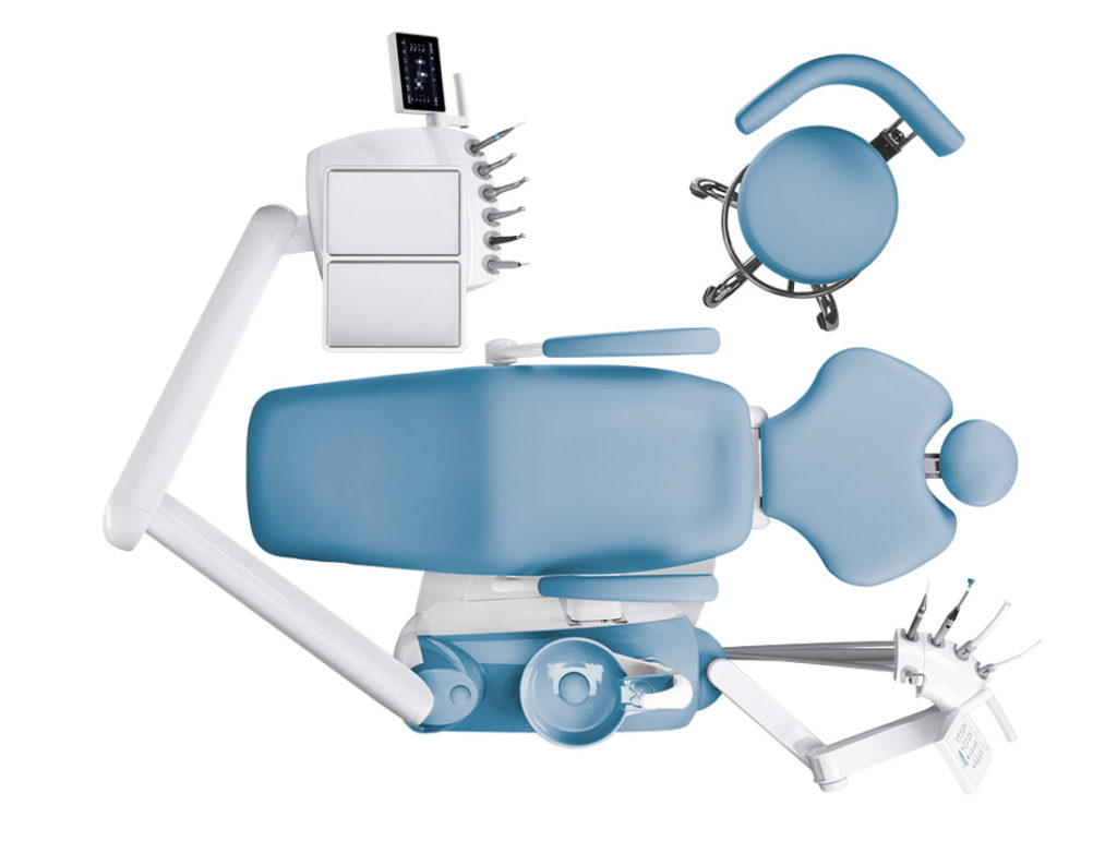 Diplomat-Adept-DA380 Dental Unit