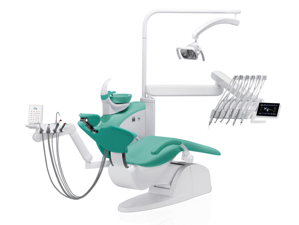 Diplomat-Consul-DC350 Dental Unit