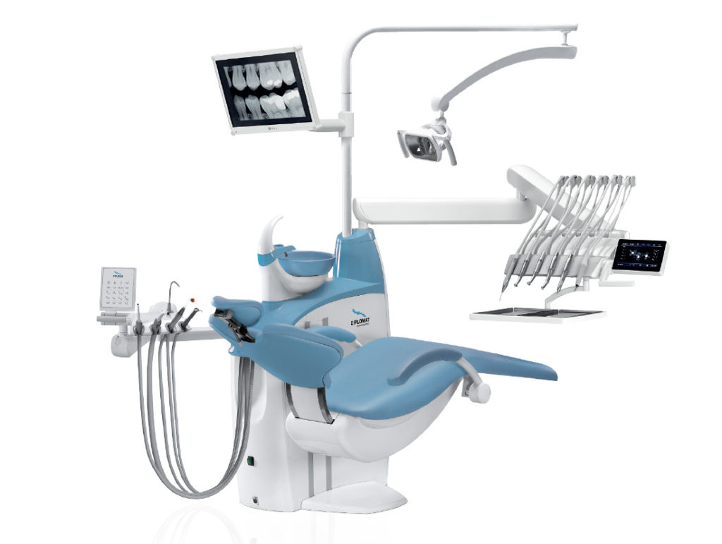 Diplomat-Adept-DA370 Dental Unit
